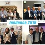 ドイツ展示会「テンデンス」独占販売権4人で6個獲得!!!